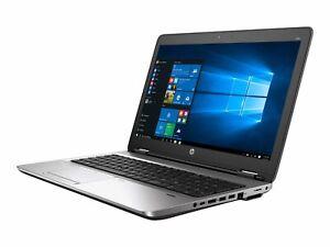 HP ProBook 650 G2 Laptop | Intel i5-6200U 2.3GHz | Win 10 | 8GB RAM| 256GB SSD