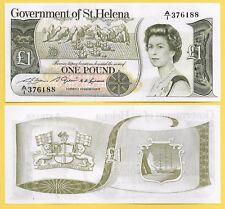 St Helena 1 Pound p-9a 1981 UNC