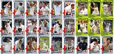 England's Ashes victory 2011 cricket Trading Cards
