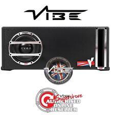 "Vibe CVENV6L-V4 6.5"" 300W Small Compact Passive Car Sub Subwoofer Bass Box"