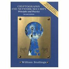 Cryptography and Network Security: Principles and Practice (2nd Editio-ExLibrary
