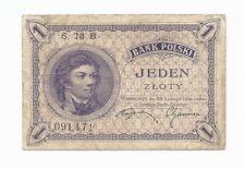 1919 Poland 1 Zloty P51