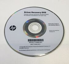 Driver Recovery DVD - HP ProDesk 600 EliteDesk 800 G1 (Free Win8.1 Recovery DVD)