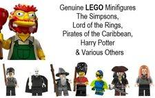 LEGO Minifigure Lord of the Rings Harry Potter Simpsons Pirates Rock Monster