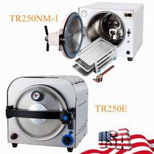 Dental Autoclave Steam Sterilizer Medical Pressuresterilization 18 L 14 L
