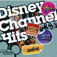 Disney Channel Hits Remixed CD Hannah Montana High School Musical Cheetah Girls