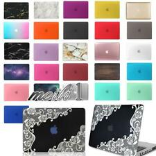 """Rubberized Case Cover For Apple MacBook Pro 13""""(A1278) 15"""" (A1286) (with CD-ROM)"""
