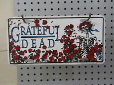 Greatful Dead Official License Plate Cover 1992