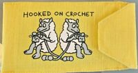 Woolly Sheep Design Crochet Hook Holder 18 x 9 cm Free P&P