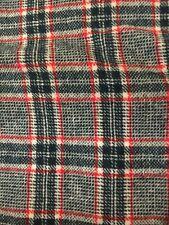 Pendelton 100% Wool fabric