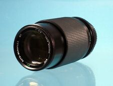 AUTO beroflex MT 75-200mm/4.5 MC per Pentax K Obiettivo Lens objectif - (13147)