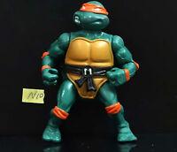 """2013 Playmates TMNT Teenage Mutant Ninja Turtles Michelange ACTION FIGURE 4""""#N11"""