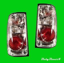 Toyota Hilux 88-97 Altezza Clear Tail Lights Driver Passenger Right Left Side