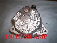 2002-1998 Honda Accord 2.3L 2001-1997 Honda Prelude 2.2L 130 HIGH AMP ALTERNATOR