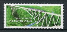 France 2018 MNH Viaur Viaduct 1v Set Bridges Trains Rail Architecture Stamps