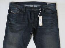 Diesel Men Jeans 38 W x 32 Safado 827K Regular Slim Straight Stretch New Tags