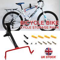 Bike Bicycle Storage Wall Mounted Rack  Hanger Holder Hook Folding Space Saver