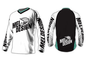 Maillot moto cross  meldesign TAILLE L