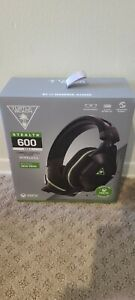 Turtle Beach Stealth 600 Black and Green Headset BRAND NEW SEALED