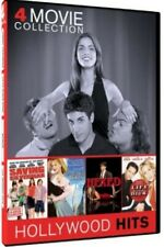 4 Movie set Saving Silverman/little black Book/Hexed/Life without Dick 2-Dvd New