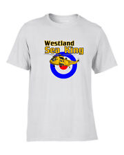Westland Sea King Rescue Helicopter T Shirt