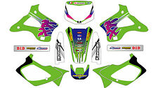 5352 KAWASAKI KX 125-250 1994-1998 94-98 DECALS STICKERS GRAPHICS KIT