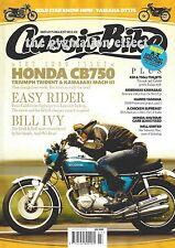 Honda CB750 SOHC Kawasaki Mach III Triumph Trident T150V DT175 Yamaha DT175MX DT