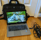 "Hp Elitebook 840 G2 14"" Touch Laptop I5-5200u 2.20ghz 8gb, Intel Ssd, Windows 10"