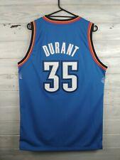 Durant Oklahoma City jersey large basketball shirt Adidas