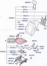 TAPIZADO ASIENTO NUEVO HYUNDAI IX35 ORIGINAL HYUNDAI 881602Y110TB5,LADCONDUCTOR.