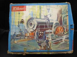 Wilesco D16 Dampfmaschine mit Fallhammer aus den 70ern und OVP