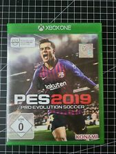 PES  2019  Xbox One Pro Evolution Soccer - Konami  - (XBox One / Sportspiel)
