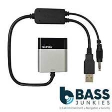 BMW MINI A2DP Wireless Bluetooth Music Streaming iPhone iPod Interface WMA3000B