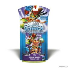 New Skylanders Spyro's Adventure Double Trouble Single Pack Activision Figure