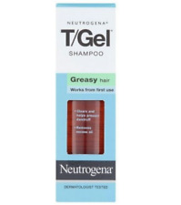 Neutrogena T/Gel Champú para Cabello Graso 125 Ml