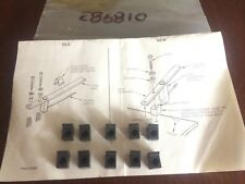 Fender Rhodes Stand-off Modification, Nos stock part