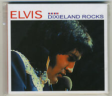 Elvis Presely - Dixieland Rocks - Rare OOP FTD Import CD - Brand New Mint Sealed