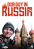 Guy Martin: Our Guy in Russia DVD (2018) Guy Martin cert E ***NEW*** Great Value