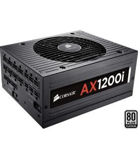 Corsair AX1200i Alimentatore PC 80 Plus Platinum 1200 W