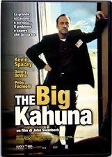 Dvd The Big Kahuna con Kevin Spacey 1999 Usato raro