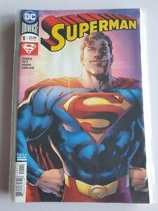 Superman #1 - 2018 Series - Bendis & Reis