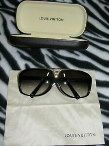 Authentic Louis Vuitton Evidence sunglasses