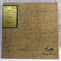 Angel 35031 Liszt - Malcuzynski - Susskind vinyl LP