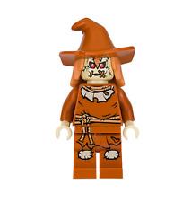 Lego Scarecrow 76054 Dark Orange Floppy Hat Batman II Super Heroes Minifigure