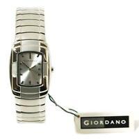 Giordano Silver Dial Bracelet Strap Ladies Dress Watch 2055-2