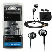 Sennheiser CX300 II CX300-II Precision Bass-Driven In Ear Earphones Headphones