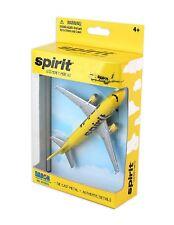 DARON  Airplane Spirit Airlines Single Die-Cast Plane RLT3874