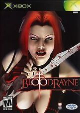 ***BLOODRAYNE ORIGINAL XBOX DISC ONLY~~~
