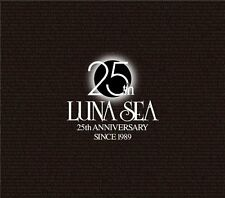 USED LUNA SEA 25th Anniversary Ultimate Best THE ONE + NEVER SOLD OUT 2 CD