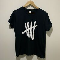 5 Seconds Of Summer T-Shirt Size L